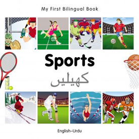 My First Bilingual Book - Sports (Urdu - English)