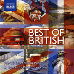 Best of British 2 CDs
