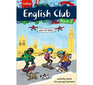 Collins English Club - Book 2