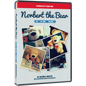 Norbert the Bear CD-Rom