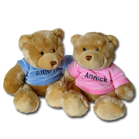 Albert and Annick Bears