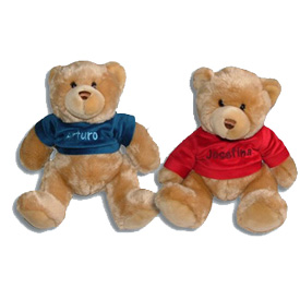Arturo and Josefina Bears
