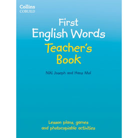 Collins First English Words - Teacher's Book