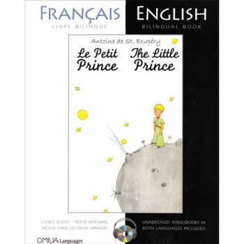 The Little Prince / Le Petit Prince: A French / English Bilingual Reader