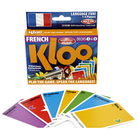 KLOO French Games - Decks 3 & 4