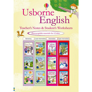 Usborne English (Yellow Book) - Teacher's Notes and Student's Worksheets