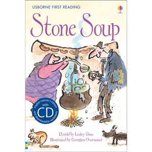 Usborne English Learner's Editions 1: Elementary  - Stone Soup