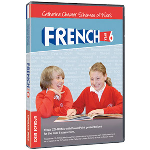 Catherine Cheater French Year 6 Scheme of Work - Upgrade CD
