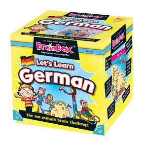 BrainBox - Let's Learn German