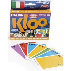 KLOO Italian Games - Decks 3 & 4