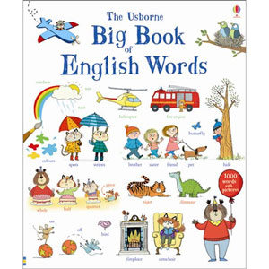 The Usborne Big Book of English Words