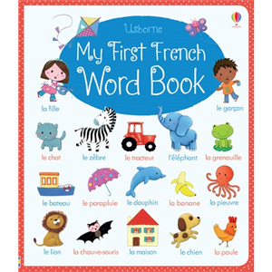 Usborne My First French Word Book