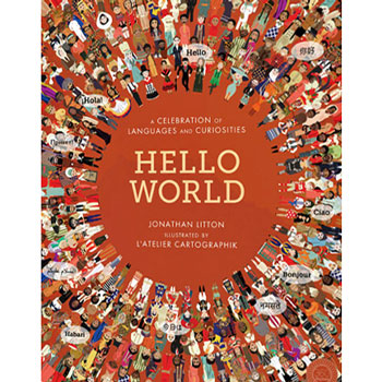 Hello World - A celebration of languages and curiosities