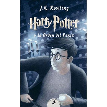 Harry Potter (5) y la Orden del Fénix