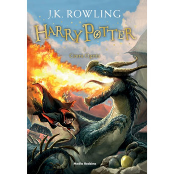 Harry Potter (4) i Czara Ognia (Polish)