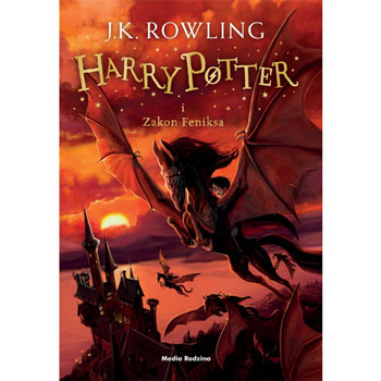 Harry Potter (5) i Zakon Feniksa (Polish)
