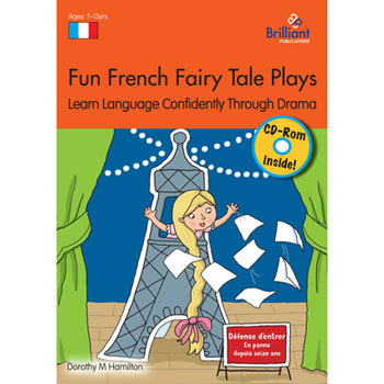Fun French Fairy Tale Plays - Learn Language Confidently Through Drama