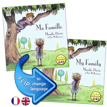 Ma Famille / My Family (French - English)