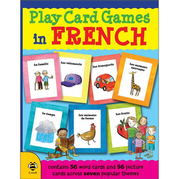 Play Card Games in French