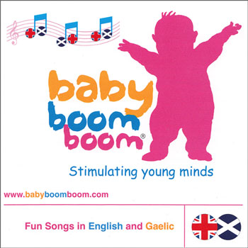 babyboomboom ® - Fun Songs in English and Scottish Gaelic
