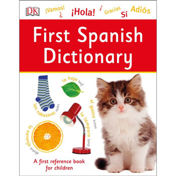 DK First Spanish Dictionary