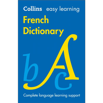 Collins Easy Learning French Dictionary (Old Edition)