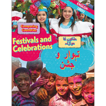 Comparing Countries: Festivals and Celebrations (English & Urdu)