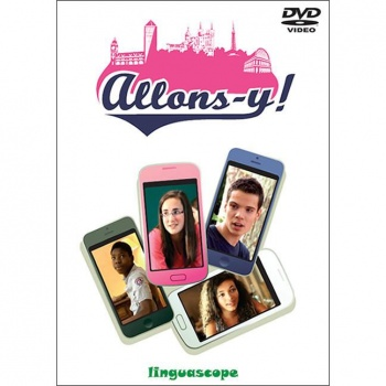 Allons-y ! DVD