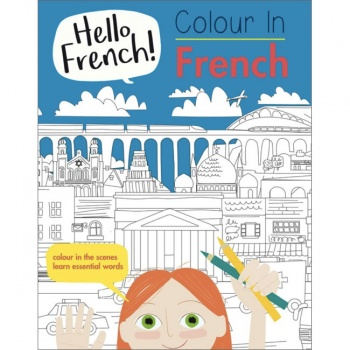 Hello French! Colour In French