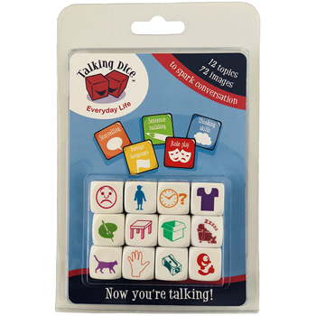 Talking Dice™ Set: Everyday Life