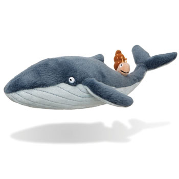 The Snail and the Whale Plush / Soft Toy
