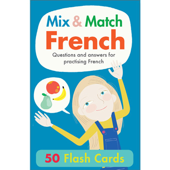 Hello French! Mix & Match French Flash Cards