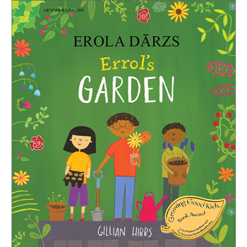 Errol's Garden: Latvian & English