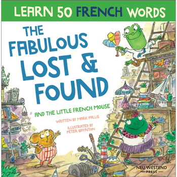 The Fabulous Lost & Found and the Little French Mouse