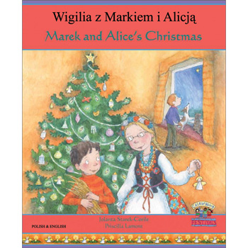 Marek and Alice's Christmas: English & Polish