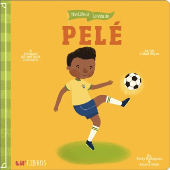 Lil'libros - The Life of / La vida de Pelé