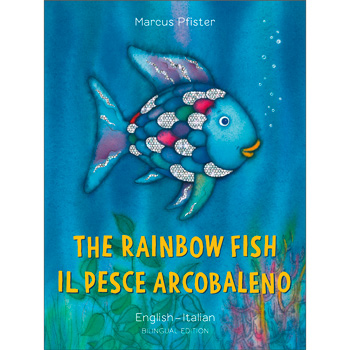 The Rainbow Fish: Italian & English