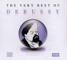 The Very Best of Debussy - 2 Audio CDs