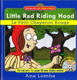 Easy French Little Red Riding Hood / Le Petit Chaperon Rouge