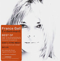 France Gall: Évidemment (Audio CD)