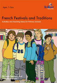 French Festivals and Traditions for KS2 (Photocopiable)