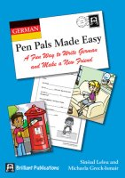 German Pen Pals Made Easy - KS2 Edition (Photocopiable)