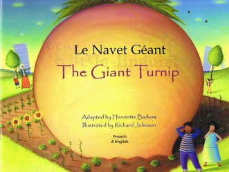 The Giant Turnip / Le Navet Géant (French)