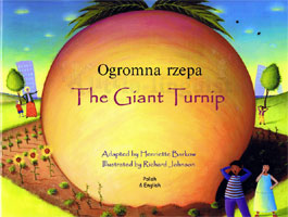 The Giant Turnip (Russian - English)
