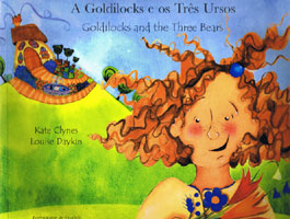Goldilocks & The Three Bears (Hindi - English)