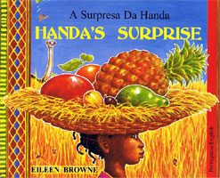 Handa's Surprise (Hindi / English)