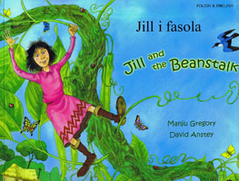 Jill & The Beanstalk: Polish & English
