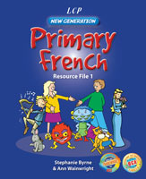 LCP New Generation Primary French Resource File 1