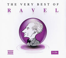 The Very Best of Ravel - 2 Audio CDs