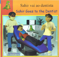 Sahir Goes to the Dentist / Sahir vai ao dentista (Portuguese)
